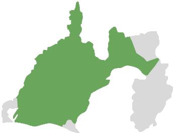 対応可能エリア地図